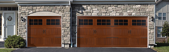 Wide range of residential garage doors stylish garage for Energy efficient garage doors